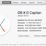 Mac OS X El Capitanで電子書籍(.mobi)作成ソフト「Kindle Previer」を動かす方法