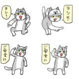 指差し確認「ヨシ!」現場猫の元ネタ・初出は?